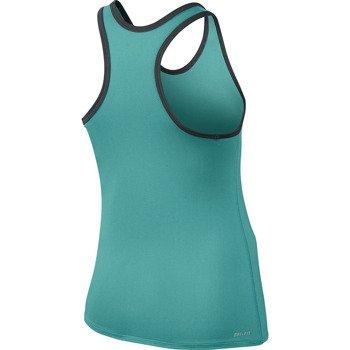 koszulka tenisowa dziewczęca NIKE ADVANTAGE COURT TANK / 637432-388