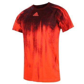 koszulka tenisowa męska ADIDAS ADIZERO TEE / A99576