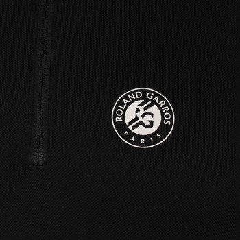 koszulka tenisowa męska ADIDAS ROLAND GARROS Y-3 1/2 ZIP TEE / S27355