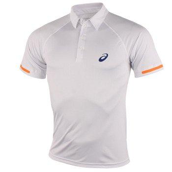 koszulka tenisowa męska ASICS ATHLETE LIGHTWEIGHT POLO / 121684-0001