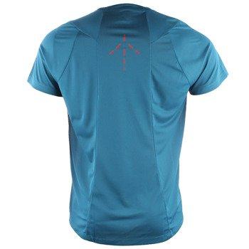 koszulka tenisowa męska ASICS ATHLETE SHORT SLEEVE TOP / 130224-0174