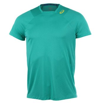 koszulka tenisowa męska ASICS ATHLETE SHORT SLEEVE TOP / 130224-4005
