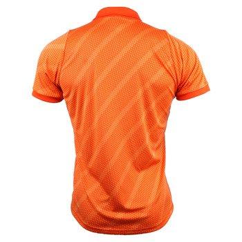koszulka tenisowa męska ASICS CLUB GRAPHIC SHORT SLEEVE POLO / 130237-0180
