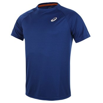 koszulka tenisowa męska ASICS CLUB SHORT SLEEVE TEE / 121689-8107