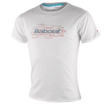 koszulka tenisowa męska BABOLAT TEE CORE / 40F1582-101