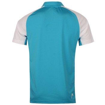 koszulka tenisowa męska HEAD ARI POLO SHIRT /  811275 BLTQS