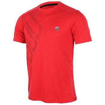 koszulka tenisowa męska K-SWISS BIGSHOT II CREW / 101231-610