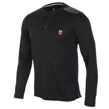 koszulka tenisowa męska K-SWISS BIGSHOT II LONGSLEEVE / 101261-013