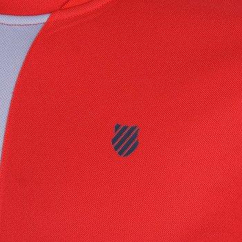 koszulka tenisowa męska K-SWISS HYPERCOURT CREW / 101264-633