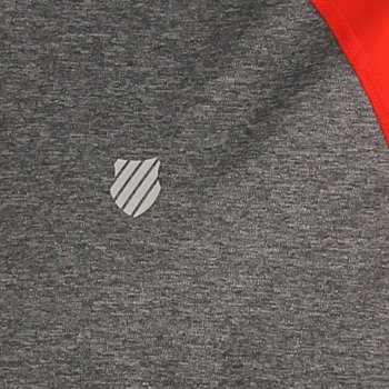 koszulka tenisowa męska K-SWISS HYPERCOURT TEE / 101265-075