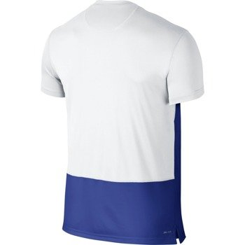 koszulka tenisowa męska NIKE CHALLENGER CREW / 648240-102
