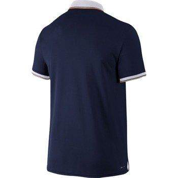 koszulka tenisowa męska NIKE COURT POLO / 644776-410