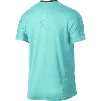 koszulka tenisowa męska NIKE PREMIER RAFA CREW Rafael Nadal French Open 2014 / 598156-419