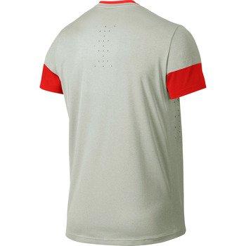 koszulka tenisowa męska NIKE PREMIER RF CREW Roger Federer French Open 2014