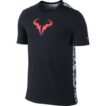 koszulka tenisowa męska NIKE RAFA SHORTSLEEVE CREW TEE / 688582-010