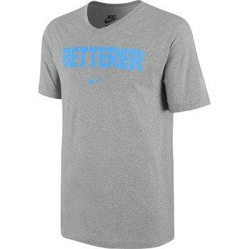 koszulka tenisowa męska NIKE ROGER FEDERER BETTERER V-NECK TEE / 619003-063