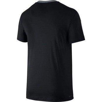 koszulka tenisowa męska NIKE TEAM COURT CREW / 644784-010
