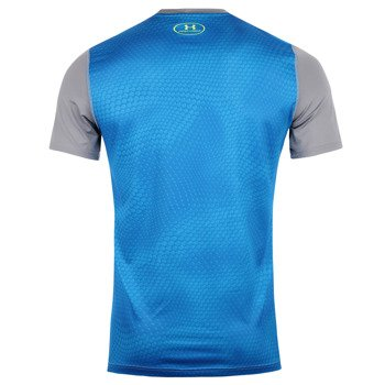 koszulka tenisowa męska UNDER ARMOUR MURRAY RAID SHORT SLEEVE T-SHIRT / 1257466-035