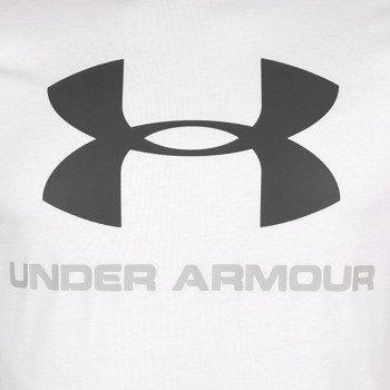 koszulka tenisowa męska UNDER ARMOUR SPORTSTYLE LOGO T-SHIRT / 1257615-100