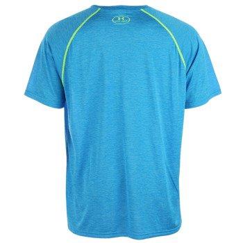 koszulka tenisowa męska UNDER ARMOUR TECH SHORTSLEEVE TEE / 1228539-405