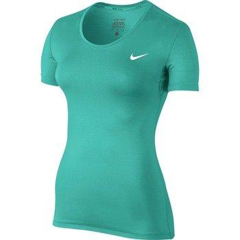 koszulka termoaktywna damska NIKE PRO COOL SHORT SLEEVE / 725745-390