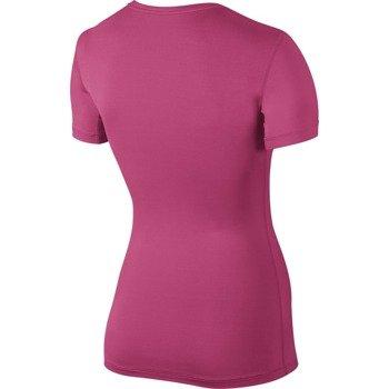 koszulka termoaktywna damska NIKE PRO COOL SHORT SLEEVE / 725745-616