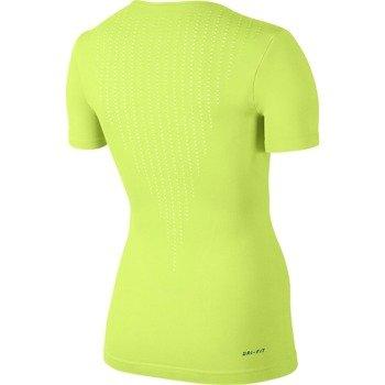 koszulka termoaktywna damska NIKE PRO HYPERCOOL LIMITLESS SHORTSLEEVE TOP / 642552-702