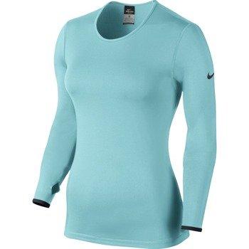 koszulka termoaktywna damska NIKE PRO HYPERWARM CREW 3.0 / 620429-437