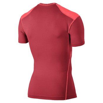 koszulka termoaktywna męska NIKE PRO COMBAT CORE COMPRESSION SHORTSLEEVE TOP / 449792-648