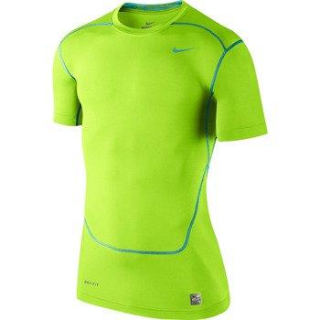 koszulka termoaktywna męska NIKE PRO COMBAT CORE COMPRESSION SHORTSLEEVE TOP / 449792-701