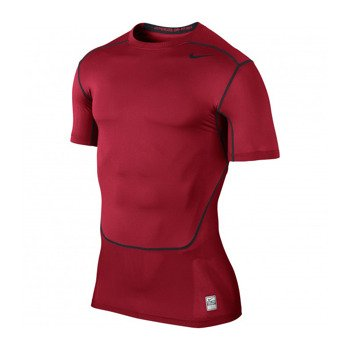 koszulka termoaktywna męska NIKE PRO COMBAT CORE HYPERCOOL COMPRESSION SHORTSLEEVE / 636147-687