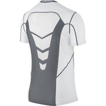 koszulka termoaktywna męska NIKE PRO COMBAT HYPERCOOL FITTED SHORT SLEEVE / 636155-100