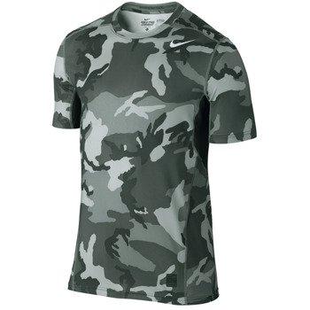 koszulka termoaktywna męska NIKE PRO HYPERCOOL WOODLAND FITTED / 657442-066