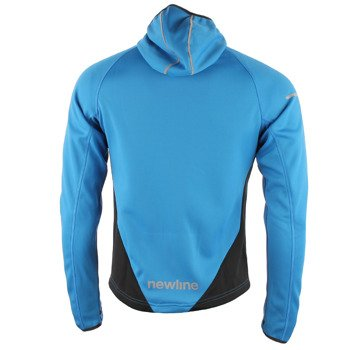 kurtka do biegania męska NEWLINE  BASE WARM UP JACKET / 14096-016