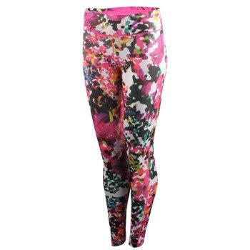 legginsy damskie ADIDAS LONG TIGHT FLOWER / AJ5050