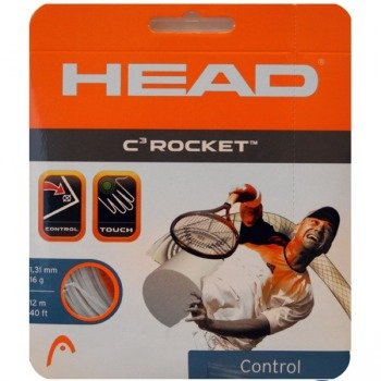 naciąg tenisowy  HEAD C3 ROCKET 12 white / WH 281018