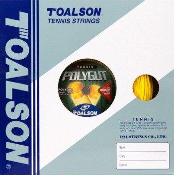 naciąg tenisowy TOALSON  POLYGUT 200M SZPULA