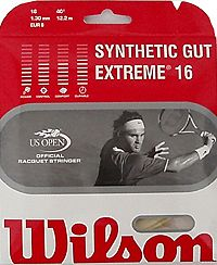 naciąg tenisowy WILSON SYNTHETIC GUT EXTREME 16L