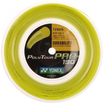 naciąg tenisowy YONEX POLY TOUR PRO YELL 200M / PTP130-2