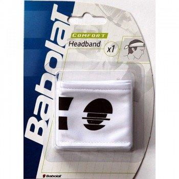 opaska tenisowa na głowę Babolat HEADBAND  white