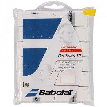 owijka tenisowa BABOLAT X12 PROTEAM SILKPOWDER x 12