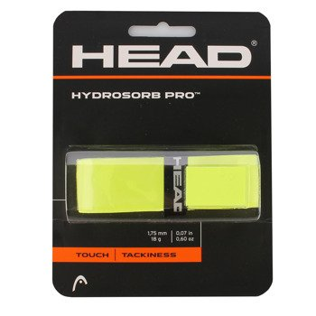 owijka tenisowa HEAD HYDROSORB PRO YELLOW / 285303
