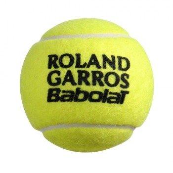 piłki tenisowe BABOLAT French Open Roland Garros (4szt.)