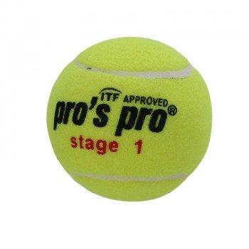 piłki tenisowe PRO'S PRO Stage 1 (12szt.)