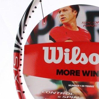 rakieta tenisowa WILSON SIX.ONE 95 309G BLX2 / WRT7107