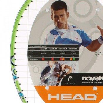 rakieta tenisowa junior HEAD NOVAK 25 / 232962