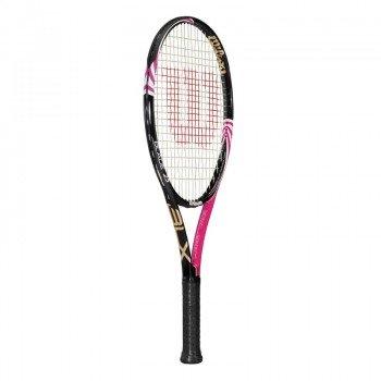rakieta tenisowa juniorska WILSON BLADE 25 PINK BLX 98 / 531000