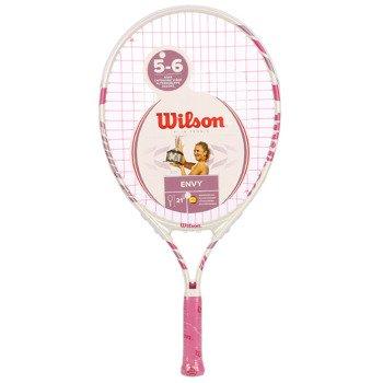 rakieta tenisowa juniorska WILSON ENVY PINK 21 / WRT223500