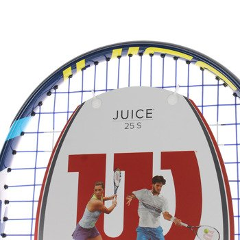 rakieta tenisowa juniorska WILSON JUICE 25 S / WRT532900