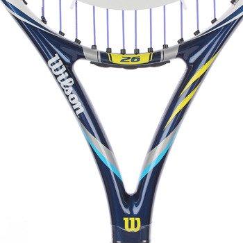 rakieta tenisowa juniorska WILSON JUICE 26 / WRT532400